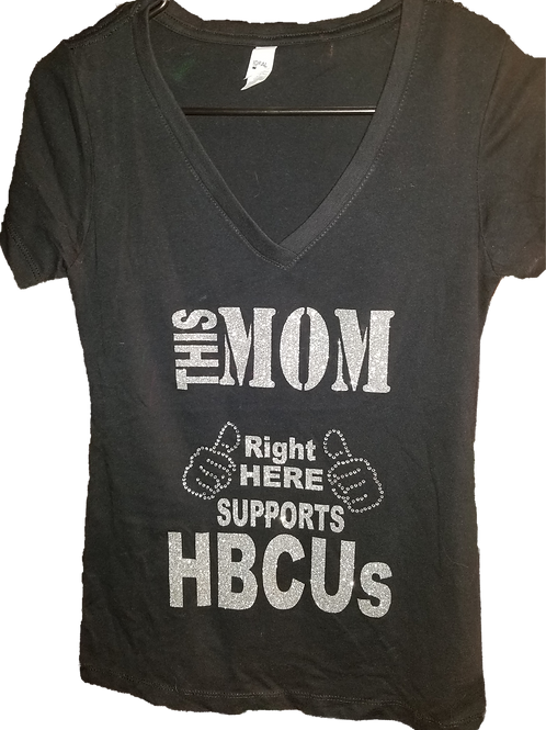 This MOM Supports HBCUs