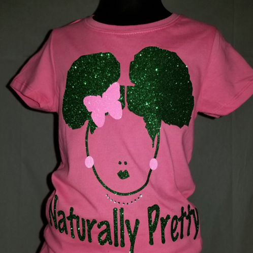 #006 Pink Naturally Pretty - GIRLS
