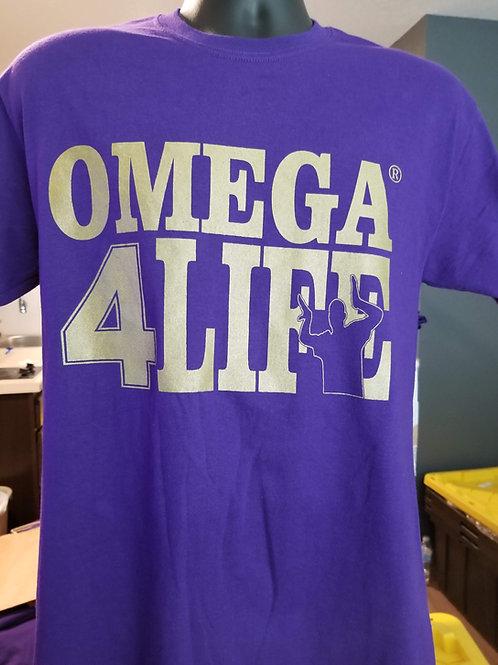 #010 OMEGA FOR LIFE