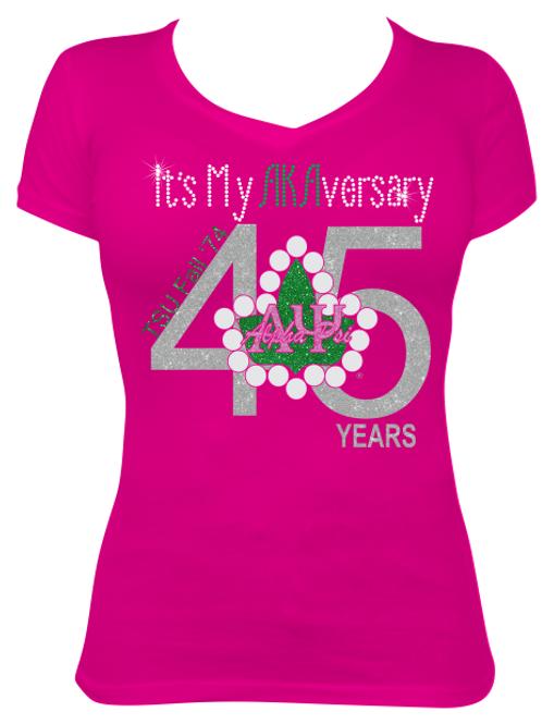 Alpha Psi - 45 Years