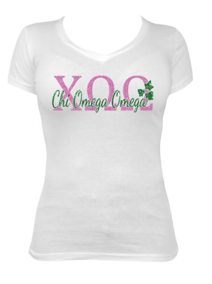 Chi Omega Omega GAC T