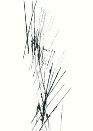 SFB9, Acryl auf Aquarellpapier, 42 x 30 cm, 2020