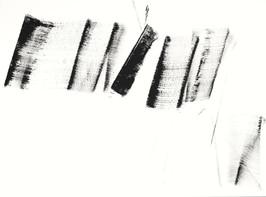 SHB7, Acryl auf Aquarellpapier, 56 x 76 cm, 2015
