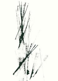 SFB8, Acryl auf Aquarellpapier, 42 x 30 cm, 2020
