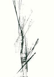 SFB7, Acryl auf Aquarellpapier, 42 x 30 cm, 2020