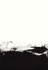 SWB4.4, Tusche auf Aquarellpapier, 26 x 18 cm, 2019