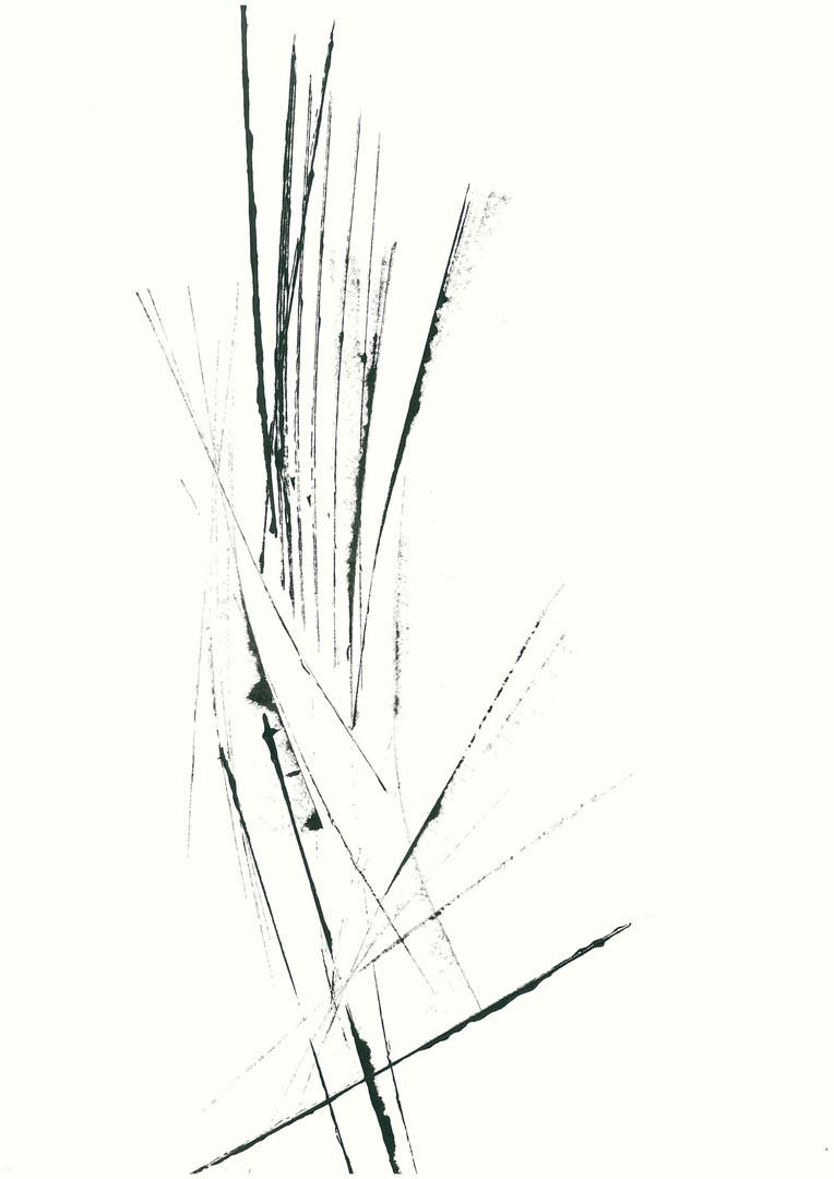 SFB5, Acryl auf Aquarellpapier, 42 x 30 cm, 2020
