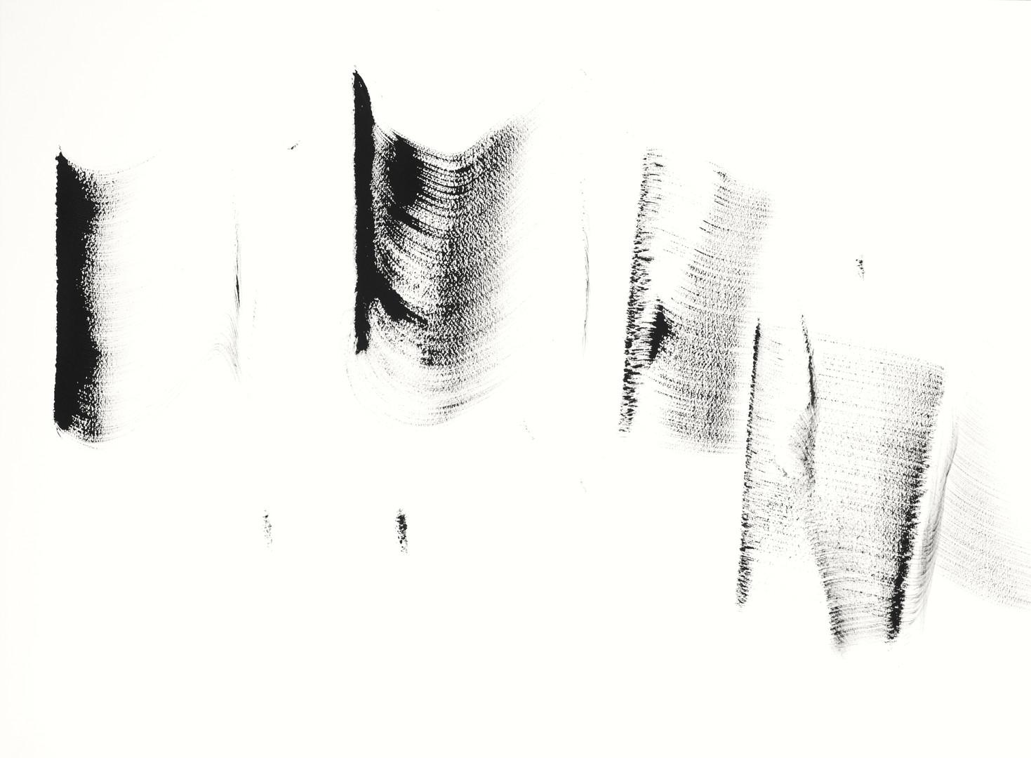 SHB2, Acryl auf Aquarellpapier, 56 x 76 cm, 2015
