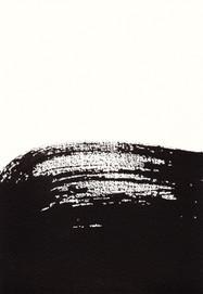 SWB4.5, Tusche auf Aquarellpapier, 26 x 18 cm, 2019
