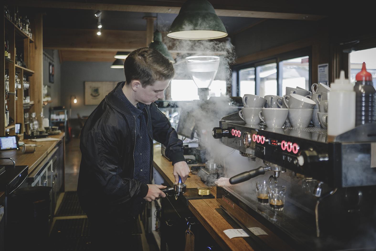 Moto Bean Cafe Malmsbury 2