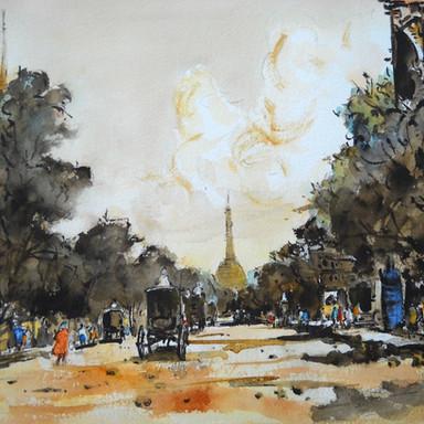 RANGOON (Yangon), Burma (Myanmar)