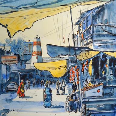 Offering  Acquisition, Morgaon: Moreshwar (Mayureshwar)