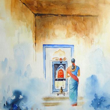 Ganesha's Vehicle, Ozar: Vighneshwar Vinayak