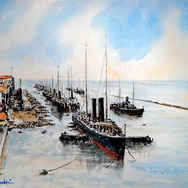 Suez Canal 19th C, Egypt