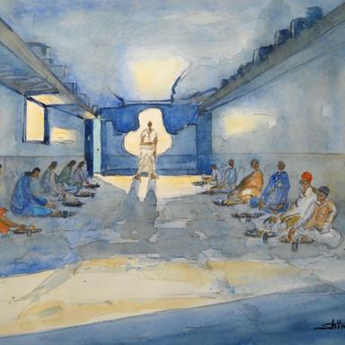 Nourishment, Siddhatek: Siddhivinayak