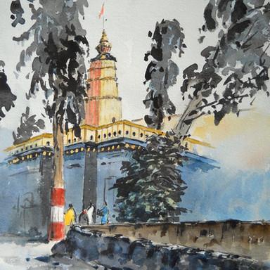 Old and New, Ranjangaon: Mahaganapati