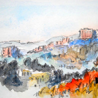 Highest, Acropolis, Greece