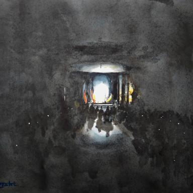 Illumination, Lenyadri: Girjatmaj Vinayaka
