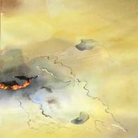 Volcanic Eruption on Jupiter's Moon Io