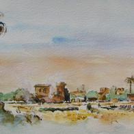 Dendara Temple, Egypt