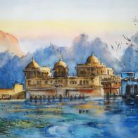 SUKH MAHAL, Bundi (Boondi), India