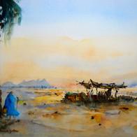 Desert Market, Zannouch, Tunisia