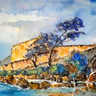 Sorrowful Past, Fort Jesus, Mombasa, Kenya