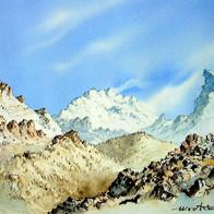 Mt. Aconcagua, Argentina