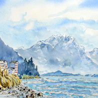 Off Season, Lake Nahuel Huapi, Bariloche, Argentina