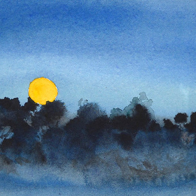 Sunrise, Alice Springs, Australia