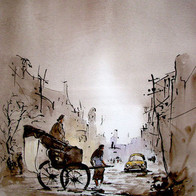 Urban Transport, Kolkata, India