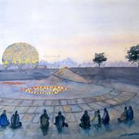 Dawn, Auroville, Pondicherry, India