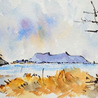 Great Oyster Bay, Tasmania, Australia