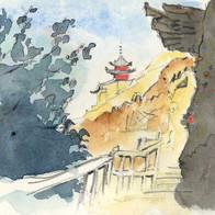 Muogao Grotto, Dung Huang, China
