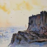 Solid Defence, Meherangarh Fort, Jodhpur, Rajasthan, India