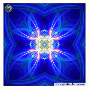 Pouvoir des couleurs : Bleu
