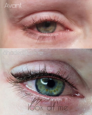 Maquillage Permanent des yeux Eye-liner