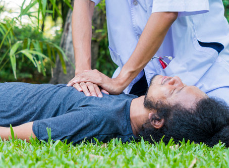 CPR First Aid | Actor, director of CPR video share personal connections to heart health