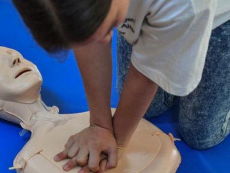 First aid lessons begin in schools ahead of roll-out | First Aid CPR AED New Jersey and New York