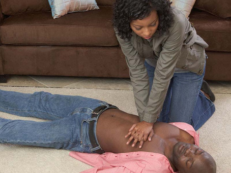 Cardiac arrest deaths are rising – especially among younger Black adults