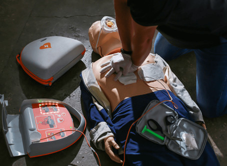 High-Quality CPR Saves Lives