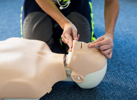 First Aid classes | Cardiac arrest survivor to play college hoops