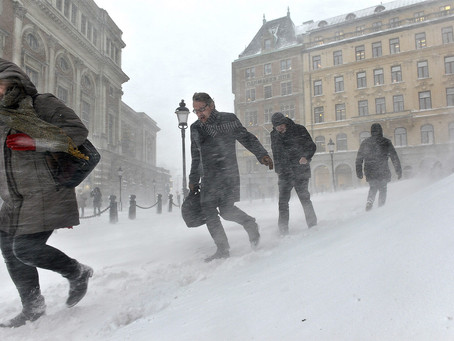 Cold, Rain and Clouds: Study Finds Weather Affects Heart Attack Risk