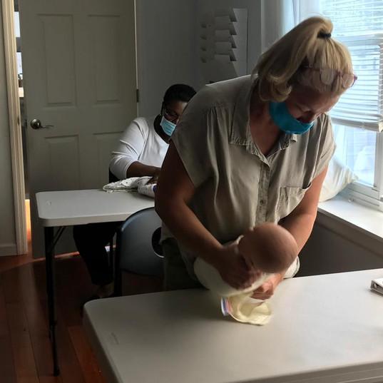 Newborn Care Specialist - Training Program
