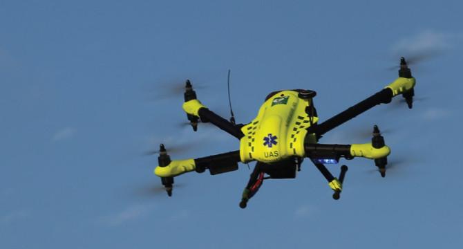 Drones AED