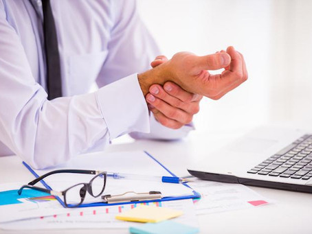 How to Prevent Carpal Tunnel Syndrome at Work