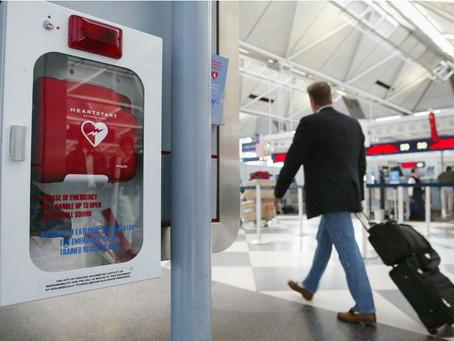 Defibrillators may help kids survive cardiac arrest