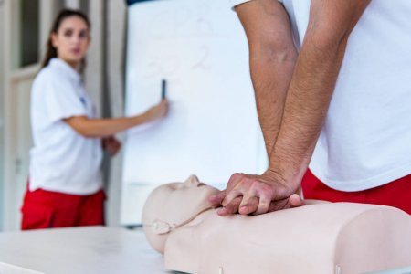 First Aid classes | Race, income in neighborhoods tied to cardiac arrest survival