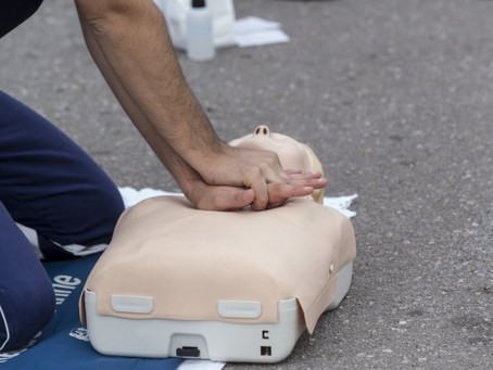 CPR First Aid | What to know about bystander CPR and coronavirus risk