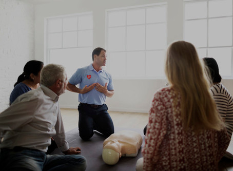 CPR First Aid | Training CPR rescuers, one traveler at a time